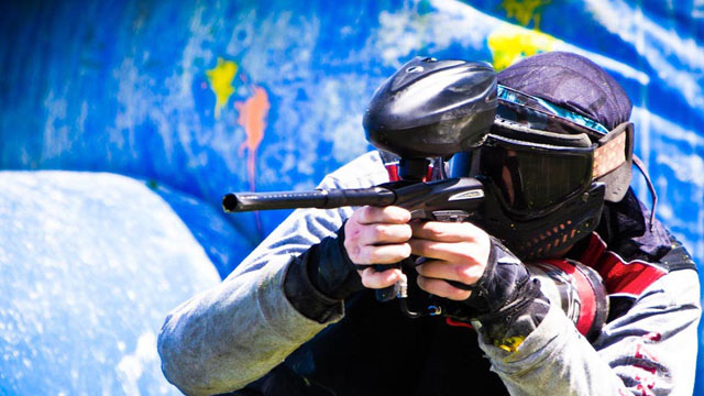BAKU PAINTBALL CENTER